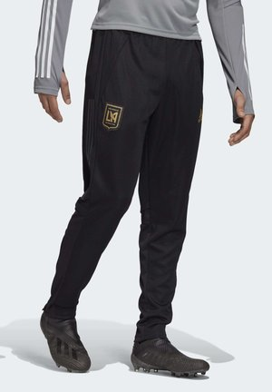 LOS ANGELES FC TRAINING TRACKSUIT BOTTOMS - Club wear - black