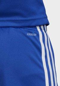 adidas Performance - TASTIGO 19 SHORTS - Short de sport - blue - 2