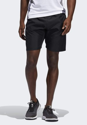 STRIPES 8-INCH SHORTS - Sports shorts - black