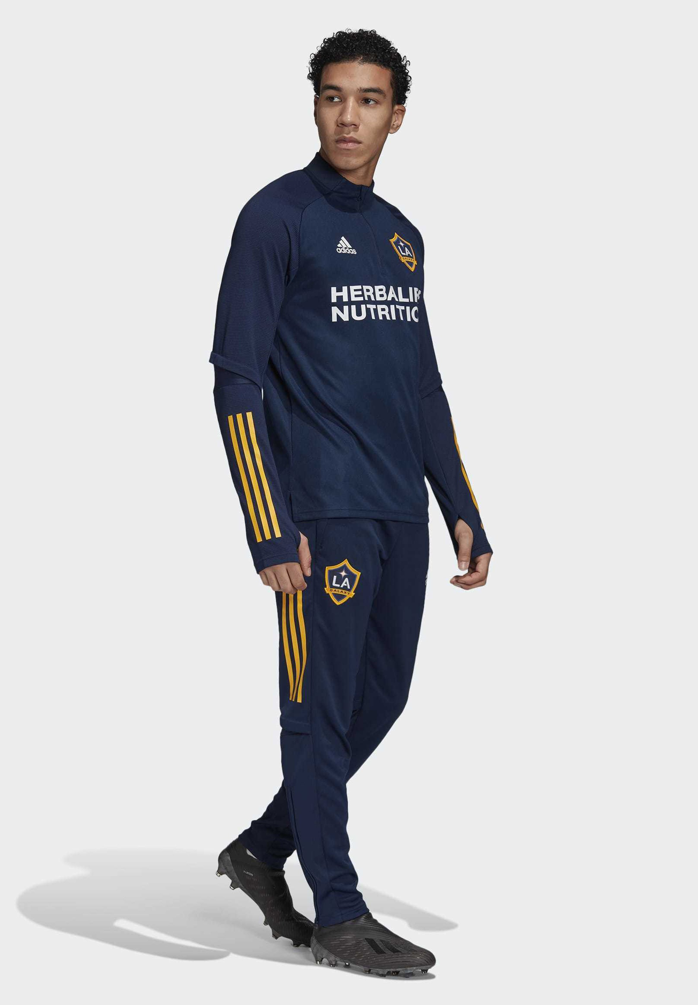 Adidas Performance La Galaxy Training Tracksuit Bottoms - Pantalon De Survêtement Blue 0on2SNp
