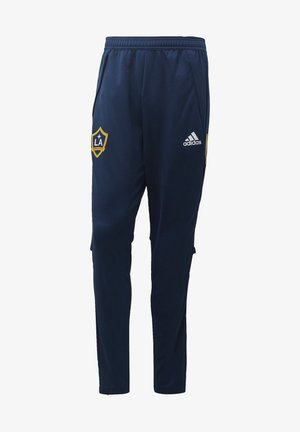 LA GALAXY TRAINING TRACKSUIT BOTTOMS - Träningsbyxor - blue
