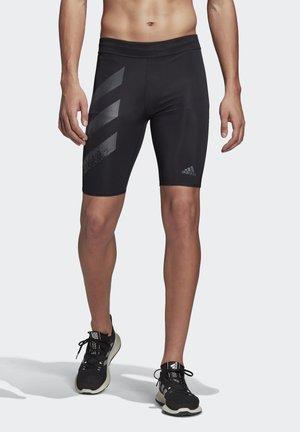 SATURDAY SHORT TIGHTS - Pantaloncini sportivi - black