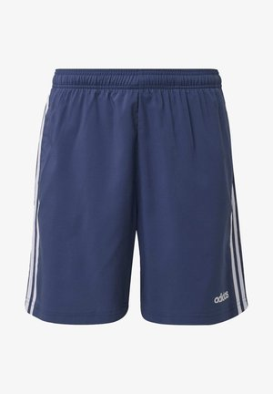 ESSENTIALS 3-STRIPES CHELSEA SHORTS 7 INCH - Urheilushortsit - blue/white
