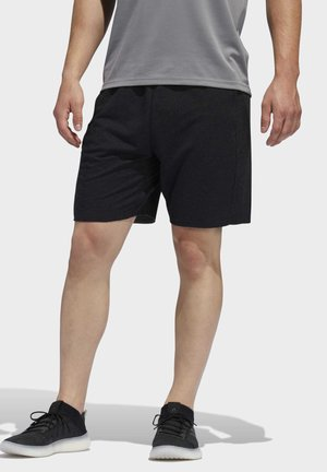 TKO SHORTS - Sports shorts - black