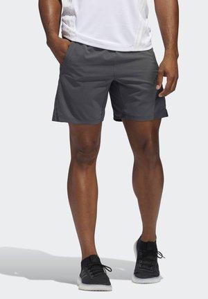 AEROREADY 3-STRIPES 8-INCH SHORTS - Sports shorts - grey