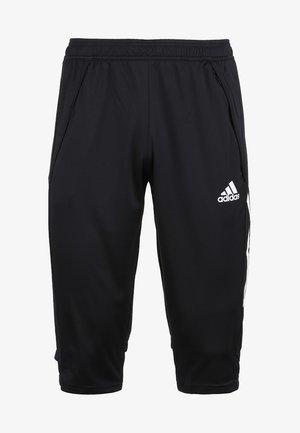 ADIDAS PERFORMANCE CONDIVO 20 3/4 TRAININGSHOSE - Pantalon 3/4 de sport - black / white