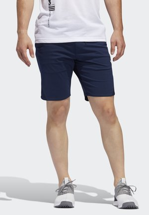 ADICROSS WARP KNIT SHORTS - Sports shorts - blue