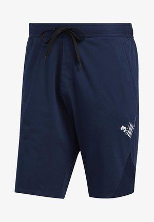 ADICROSS WARP KNIT SHORTS - Short de sport - blue