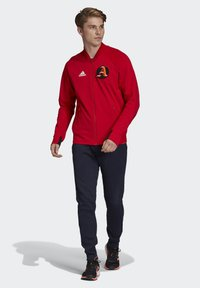 adidas Performance - VRCT TRACKSUIT BOTTOMS - Spodnie treningowe - blue - 1