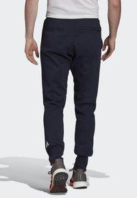 adidas Performance - VRCT TRACKSUIT BOTTOMS - Spodnie treningowe - blue - 2