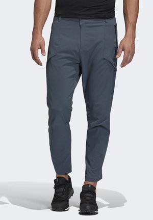 TERREX ZUPAHIKE TROUSERS - Trousers - blue