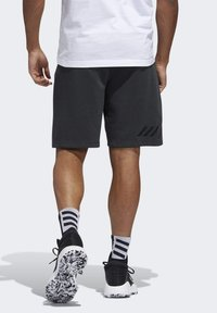 adidas Performance - CROSS-UP 365 SHORTS - Krótkie spodenki sportowe - grey/black - 1