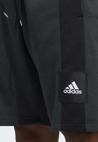 adidas Performance - CROSS-UP 365 SHORTS - Krótkie spodenki sportowe - grey/black - 4