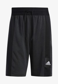 adidas Performance - CROSS-UP 365 SHORTS - Krótkie spodenki sportowe - grey/black - 7