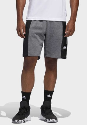 CROSS-UP 365 SHORTS - Sports shorts - black