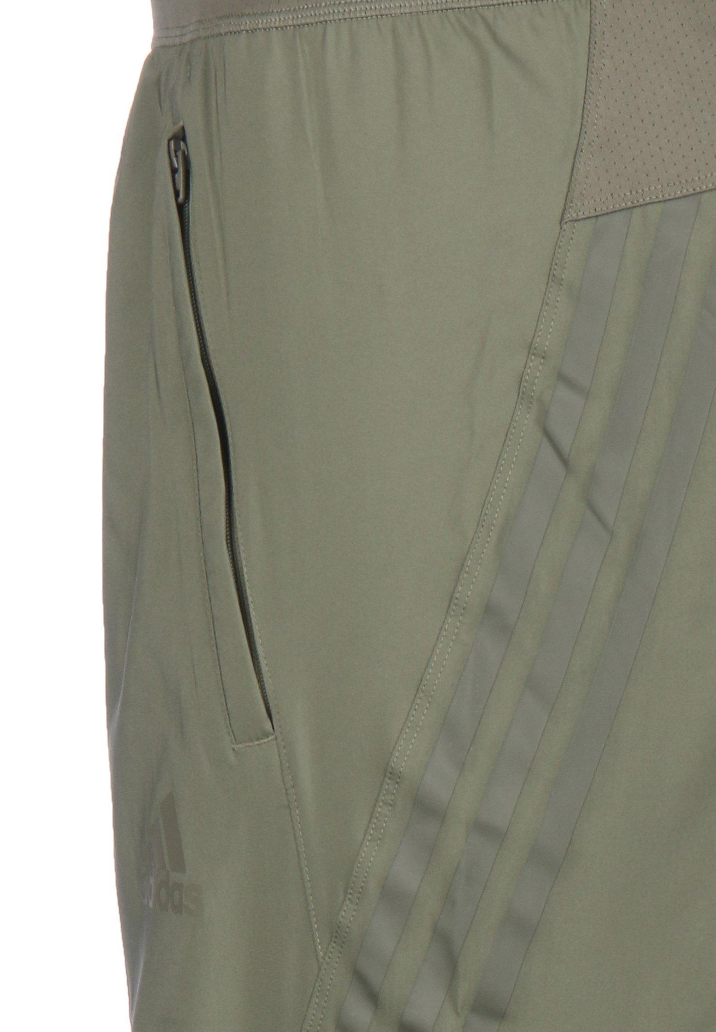 Adidas Performance Aeroready 3-stripes Trainingsshort Herren - Short De Sport Legacy Green ITaCE2C