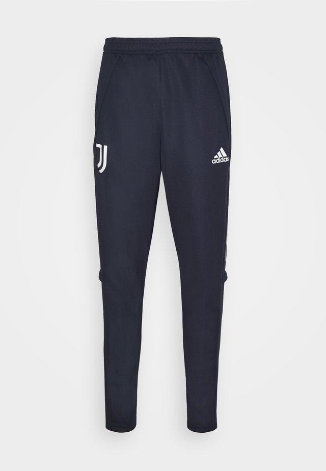Tracksuit bottoms - blue/grey