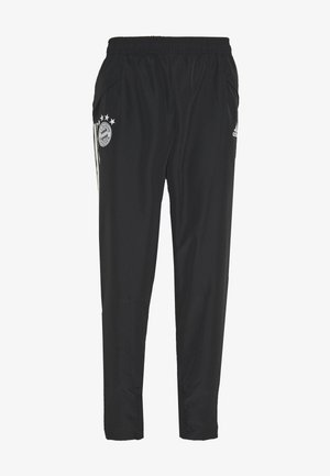 FC BAYERN MÜNCHEN TEAMLINE PRÄSENTATION - Pantalones deportivos - black/fcbtru