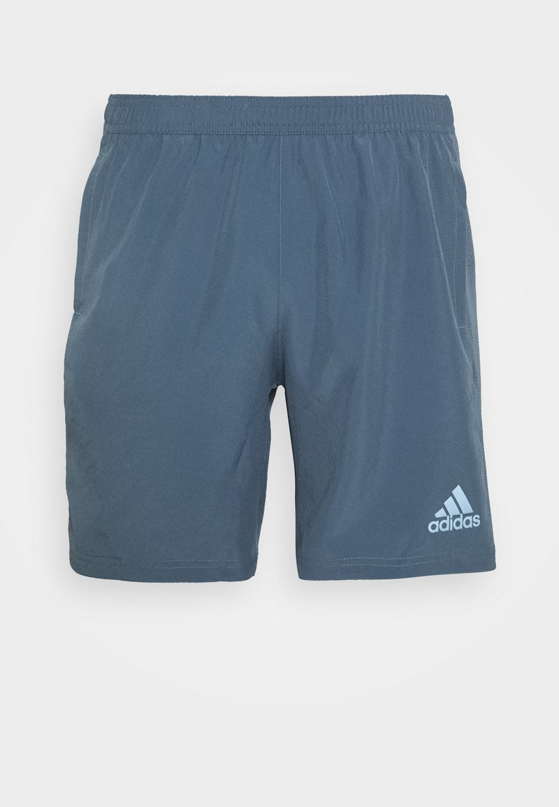 adidas Performance - OWN THE RUN - Sports shorts - blue