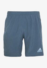 adidas Performance - OWN THE RUN - Sports shorts - blue - 2