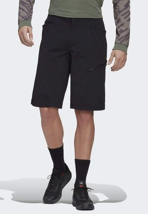 TERREX TRAILCROSS BERMUDA SHORTS - Sports shorts - black