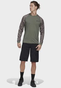 adidas Performance - TERREX TRAILCROSS BERMUDA SHORTS - kurze Sporthose - black