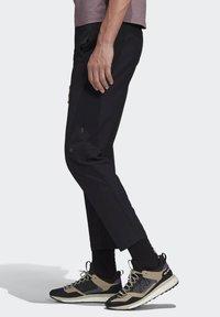 adidas Performance - TERREX CLIMB THE CITY TROUSERS - Trousers - black - 3