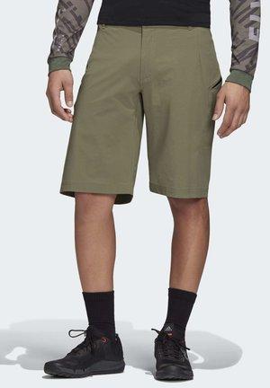 TERREX TRAILCROSS SHORTS - Shorts outdoor - green