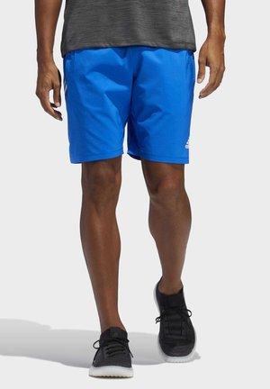 4KRFT 3-STRIPES 9-INCH SHORTS - Urheilushortsit - blue