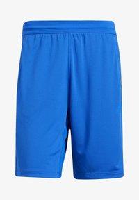 adidas Performance - 3-STRIPES 9-INCH SHORTS - Sports shorts - blue - 7