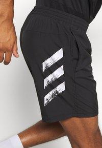 adidas Performance - OWN THE RUN RESPONSE RUNNING  - Sports shorts - black - 3