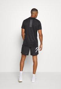 adidas Performance - OWN THE RUN RESPONSE RUNNING  - Sports shorts - black - 2