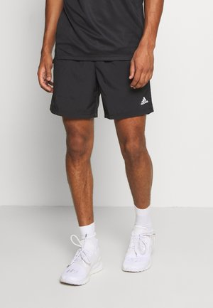 OWN THE RUN RESPONSE RUNNING  - kurze Sporthose - black