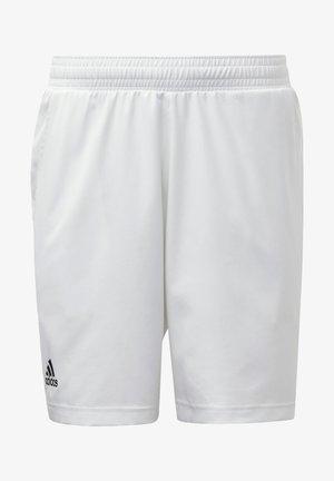 ERGO PRIMEBLUE SHORTS - Krótkie spodenki sportowe - white
