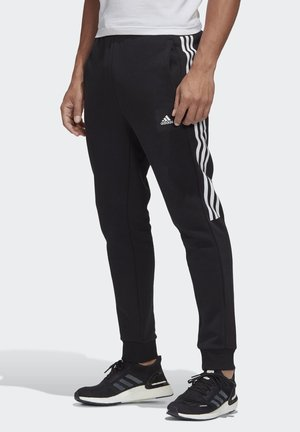 MUST HAVES FLEECE JOGGERS - Trainingsbroek - black