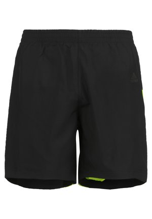 OWN THE RUN COOLER - Sports shorts - black / sesol