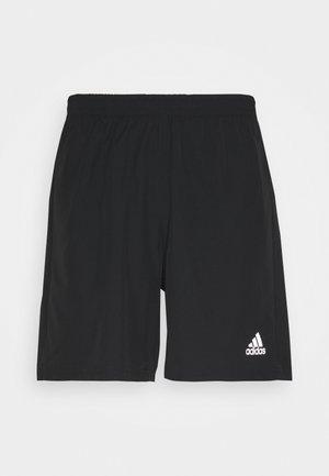 RUN IT SHORT - Korte sportsbukser - black