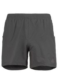 adidas Performance - SATURDAY  - Sports shorts - grey six - 0