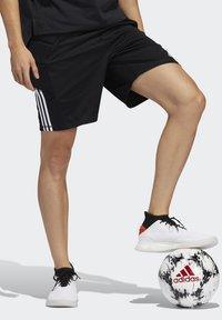 adidas Performance - TIERRO GOALKEEPER SHORTS - Short de sport - black - 2