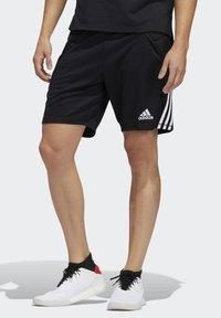 adidas Performance - TIERRO GOALKEEPER SHORTS - Short de sport - black - 0