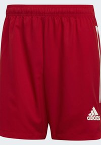 adidas Performance - CONDIVO 20 SHORTS - Sports shorts - red - 7