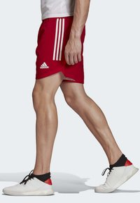 adidas Performance - CONDIVO 20 SHORTS - Sports shorts - red - 1