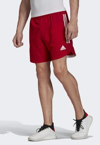 adidas Performance - CONDIVO 20 SHORTS - Sports shorts - red - 0