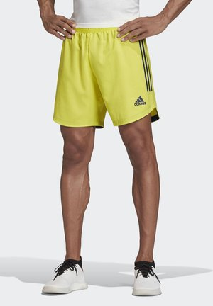 CONDIVO 20 SHORTS - Sports shorts - yellow