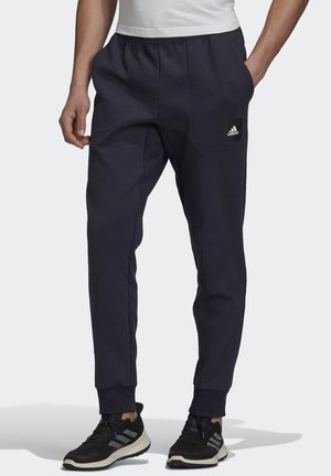 MUST HAVES STADIUM TRACKSUIT BOTTOMS - Tracksuit bottoms - blue