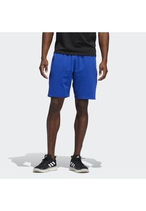 TOKYO BADGE OF SPORT SHORTS - Sports shorts - blue