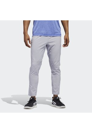 AEROREADY 3-STRIPES PANTS - Tracksuit bottoms - grey