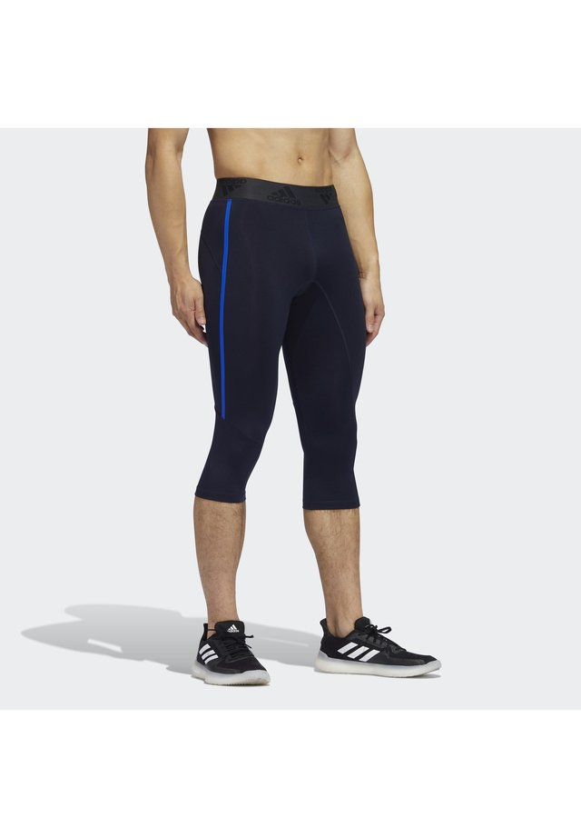 ALPHASKIN PRIMEBLUE TIGHTS - 3/4 sports trousers - blue