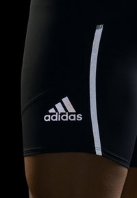 adidas Performance - SATURDAY SHORT TIGHTS - Sports shorts - black - 6