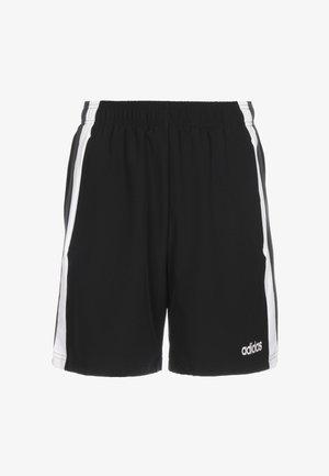 CLASSIC  - Pantalon 3/4 de sport - black / white / grey six